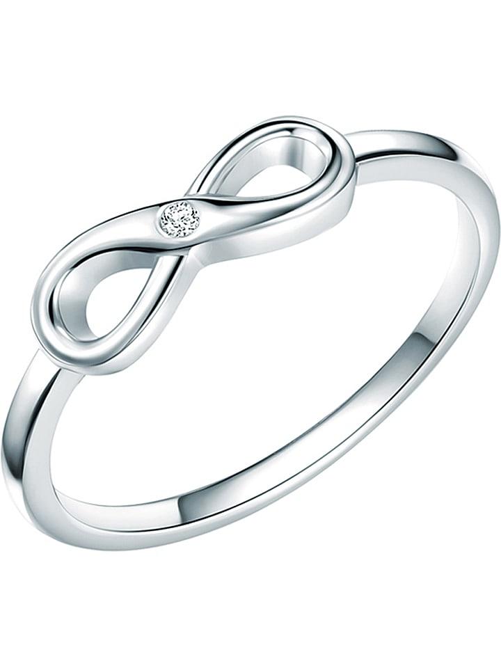 Tess Diamonds Silber-Ring mit Diamant - 77% | G...