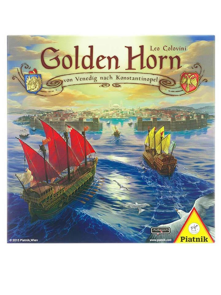 Piatnik Strategiespiel ´´Golden Horn´´ - ab 8 J...