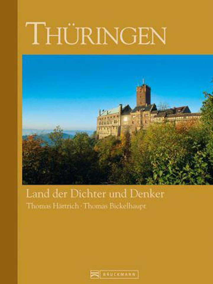 Bruckmann Bildband ´´Thüringen´´ - 44% | Buecher