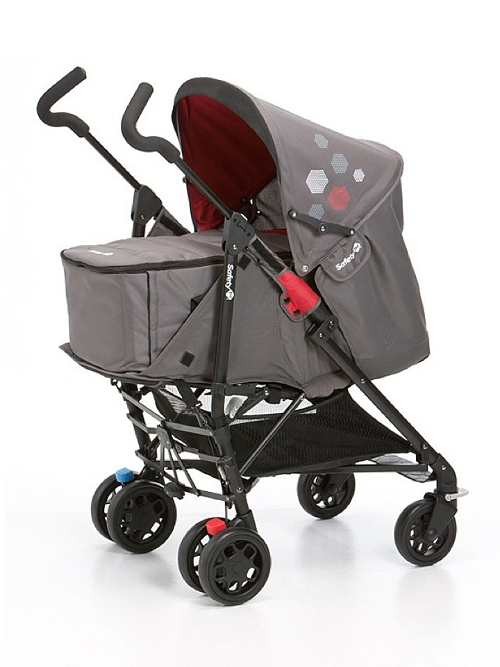 Safety1st Kombi-Kinderwagen ´´Easy Way´´ in Gra...