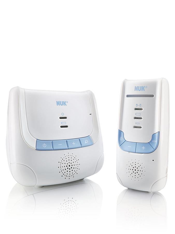 NUK Babyphone ´´Eco Control Dect 266´´ in Weiß ...