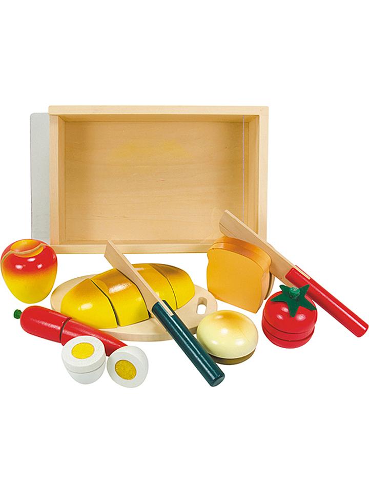 Briesen Angebote Ulysse 11tlg. Frühstücks-Set - ab 3 Jahren 39% | Kinder holzspielzeug