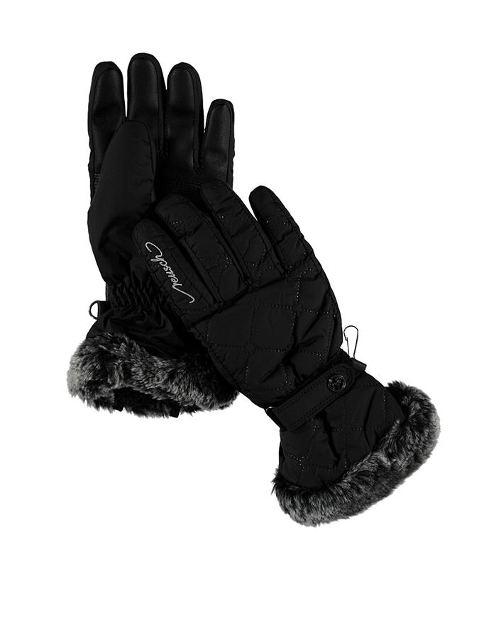 Reusch Ski-/ Snowboardhandschuhe ´´Marlene´´ in Schwarz - 34% | Größe 7 Damenhandschuhe