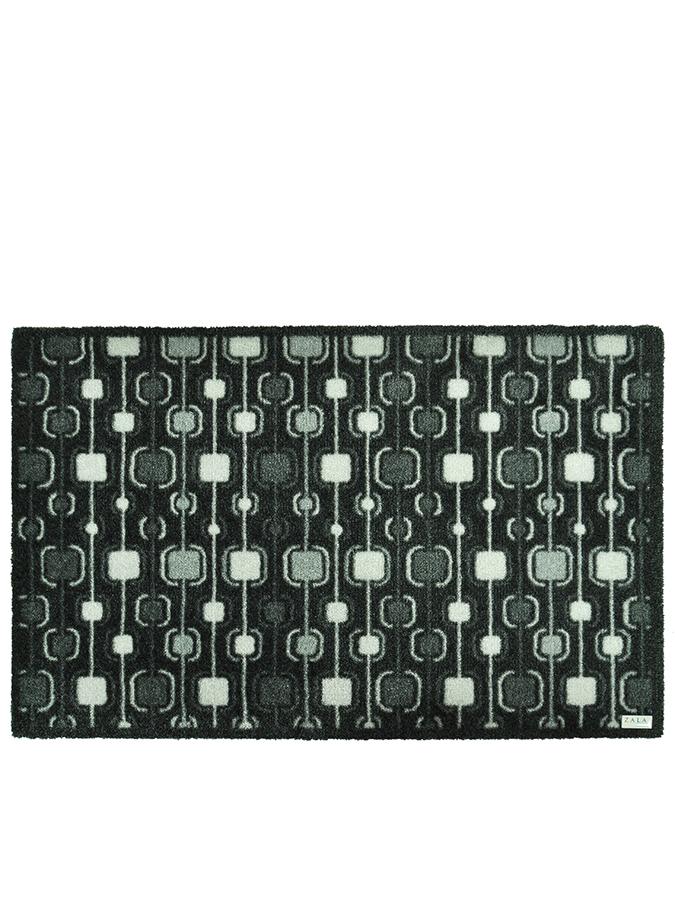 Zala Living Fußmatte ´´Deko´´ in Grau - 64 Größe 120x200 cm Teppiche fussmatten