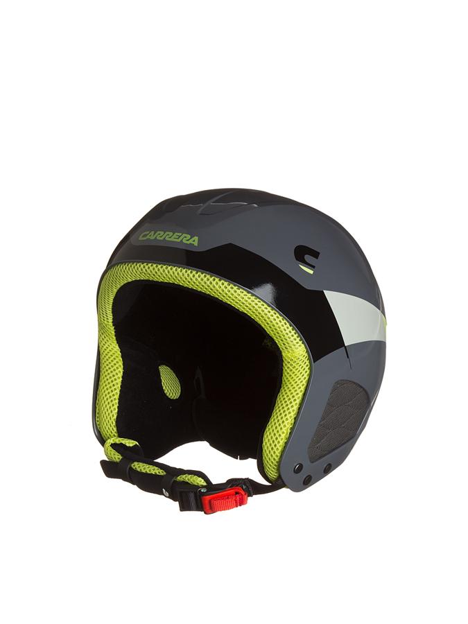 Carrera Ski-/ Snowboardhelm ´´Thunder 2.11´´ in grau -30% | Größe 51-54 cm Helme Sale Angebote Hermsdorf