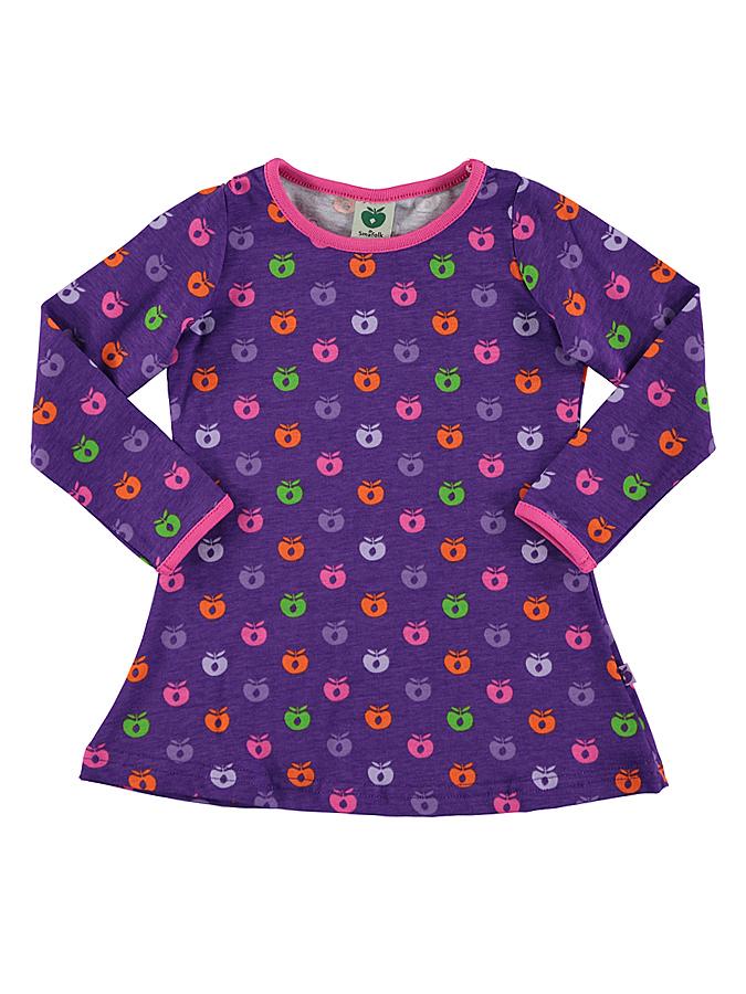 Småfolk Nachthemd in lila -55 Größe 56 Nachtwäsche