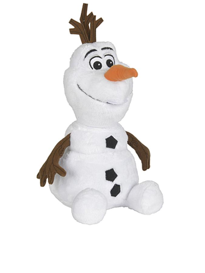 Disney Frozen Plüschfigur ´´Olaf´´ - ab Geburt - H 45cm - 17 Kinder kuscheltiere