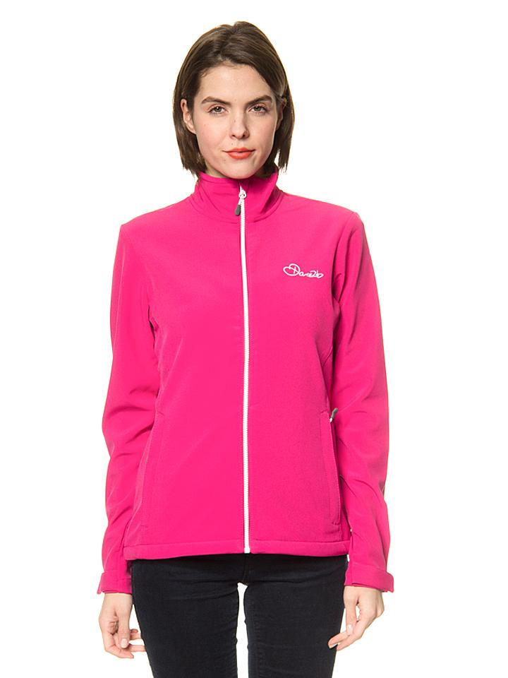 Dare 2b Softshelljacke ´´Attentive´´ in pink -75% | Größe 38 Softshell Jacken Sale Angebote Gastrose-Kerkwitz