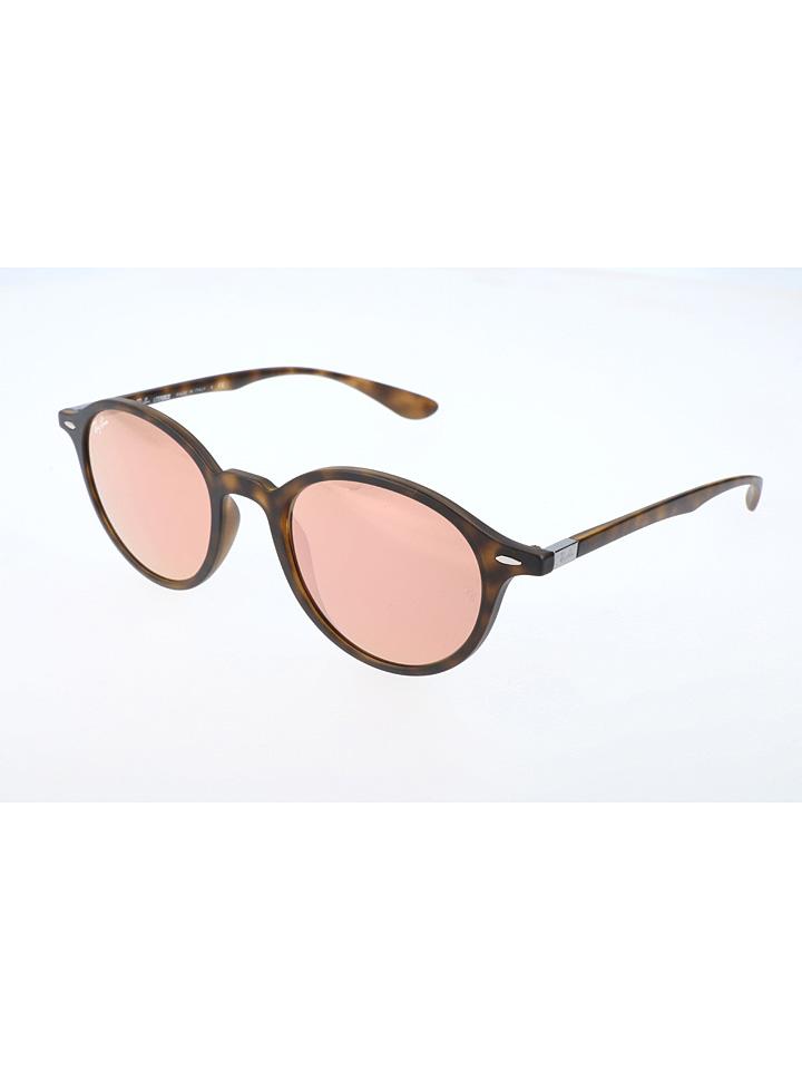Ray Ban Unisex-Sonnenbrille in braun -19% | Sonnenbrillen Sale Angebote Wiesengrund