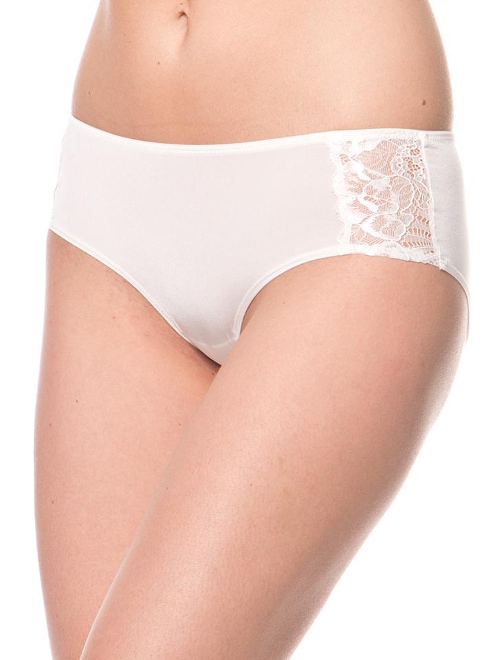 Mariemeili Panty in Creme -49% | Größe XL Panties