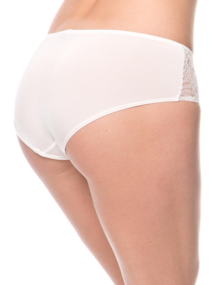Mariemeili Panty in Creme -49% | Größe S Panties