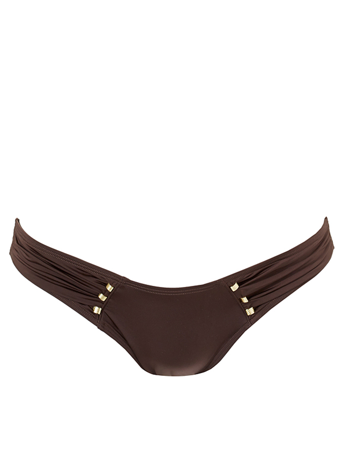 Aubade Bikini-Slip in Braun -58% | Größe 42 Bikini