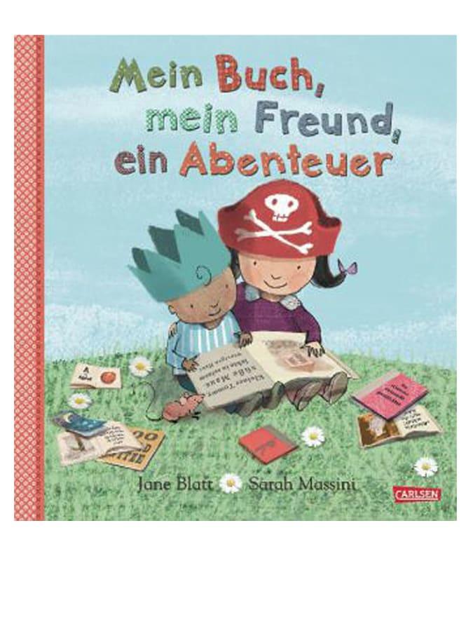 - Bilderbuch ´´Mein Buch, mein Freund, ein Abenteuer´´ 56% | Kinderbuecher