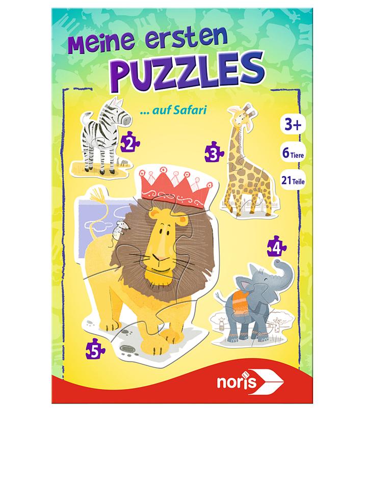 Schipkau Meuro Angebote Noris 21tlg. Puzzle - ab 3 Jahren 29%   Kinder kreativspielzeug