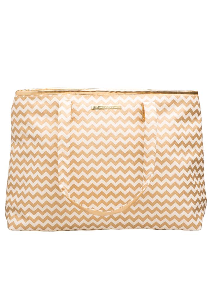 Little Diva Shopper in beige - (B)42 x (H)35 x ...