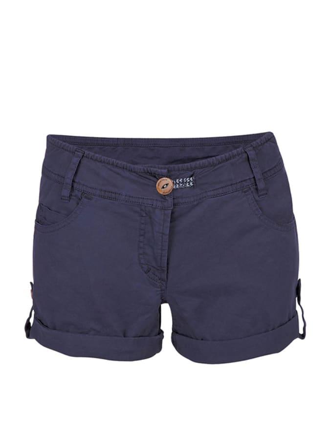 Chiemsee Shorts ´´Leyla´´ in Dunkelblau -49% | Größe 128 Sale Angebote Lieskau