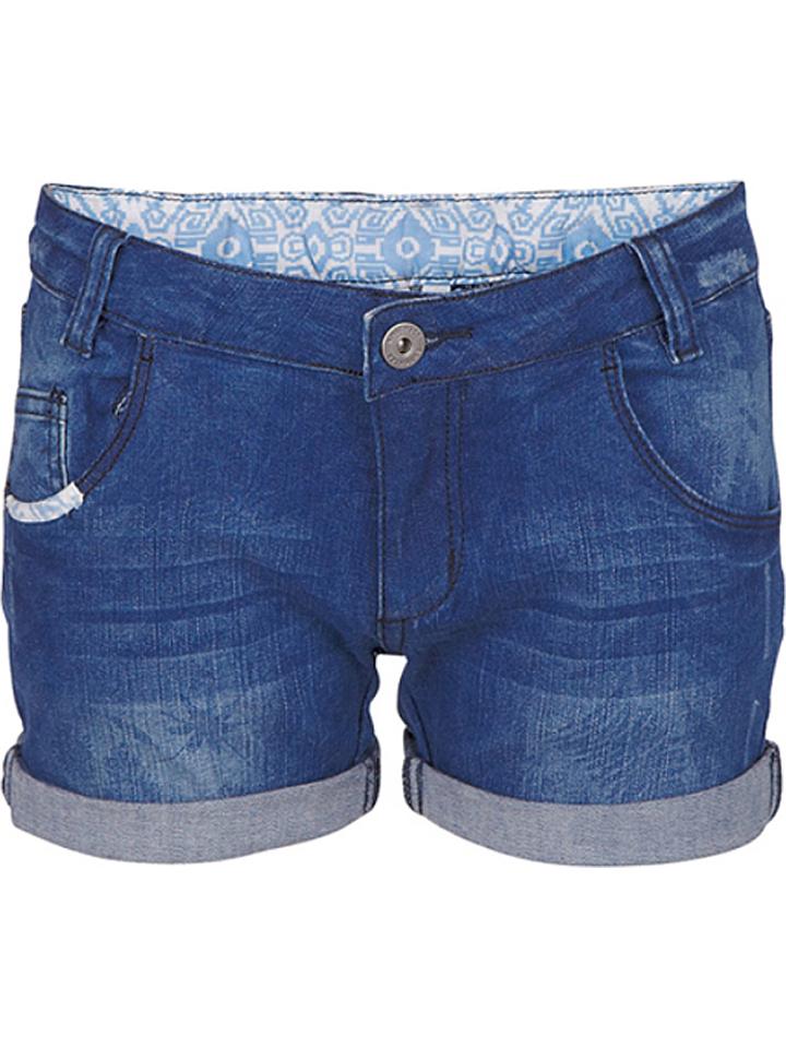Chiemsee Jeansshorts ´´Lexa´´ in Blau -47%   Größe 152 Shorts