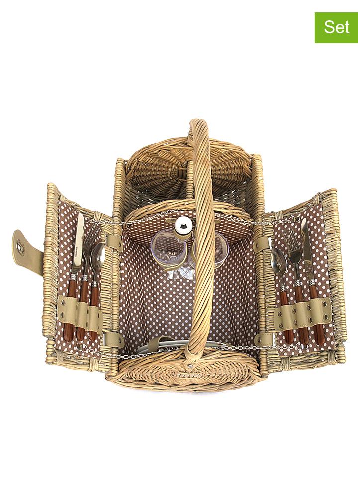 picknickkorb sonstige preisvergleiche erfahrungsberichte und kauf bei nextag. Black Bedroom Furniture Sets. Home Design Ideas