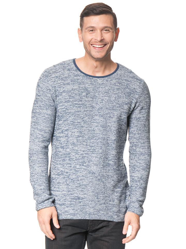 Tom Tailor Pullover in blau -61% | Größe XXL | ...