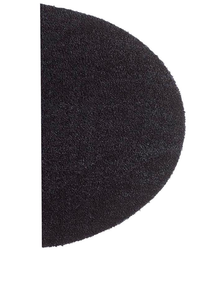 Hanse Home Fußmatte ´´Soft Clean´´ in Schwarz - 56 Größe 140x200 cm Teppiche fussmatten