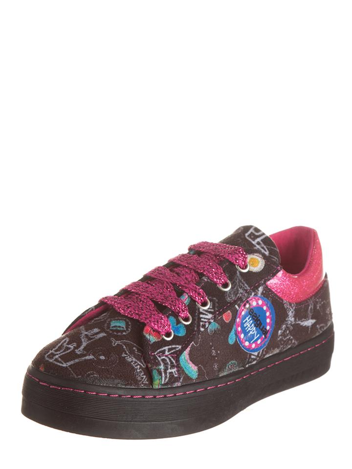 Desigual Sneakers in braun -47% | Größe 33 Sneaker Low Sale Angebote Bagenz