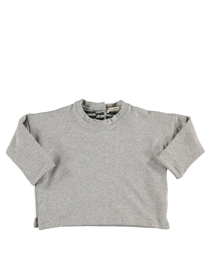 Coccodè Sweatshirt in Grau -78% | Größe 110 | S...
