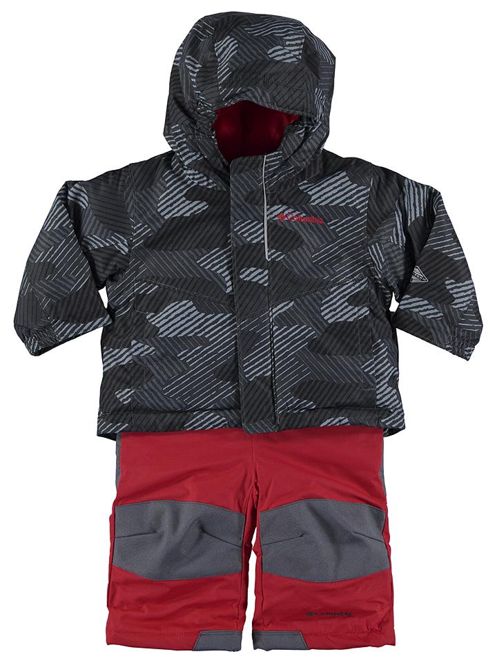 Columbia Schnee-Outfit ´´Buga Set´´ in schwarz -36%   Größe 68-74 Schneeanzüge Sale Angebote Hohenbocka