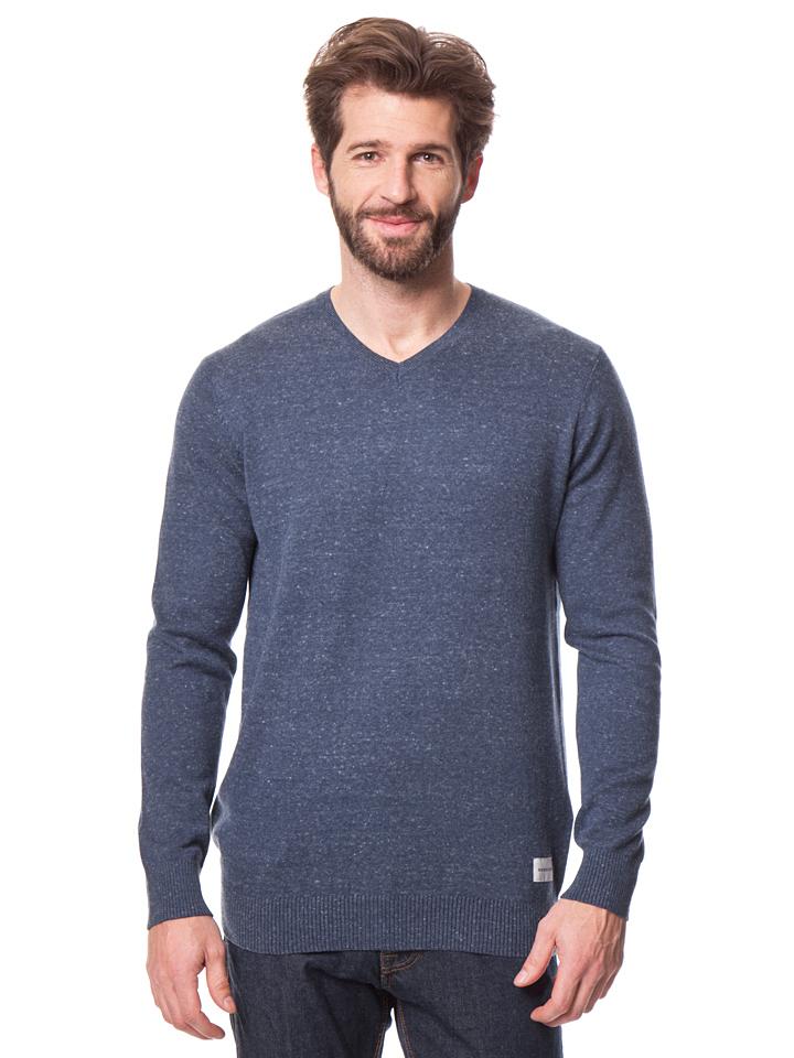 Quicksilver Pullover in Dunkelblau -65% | Größe...