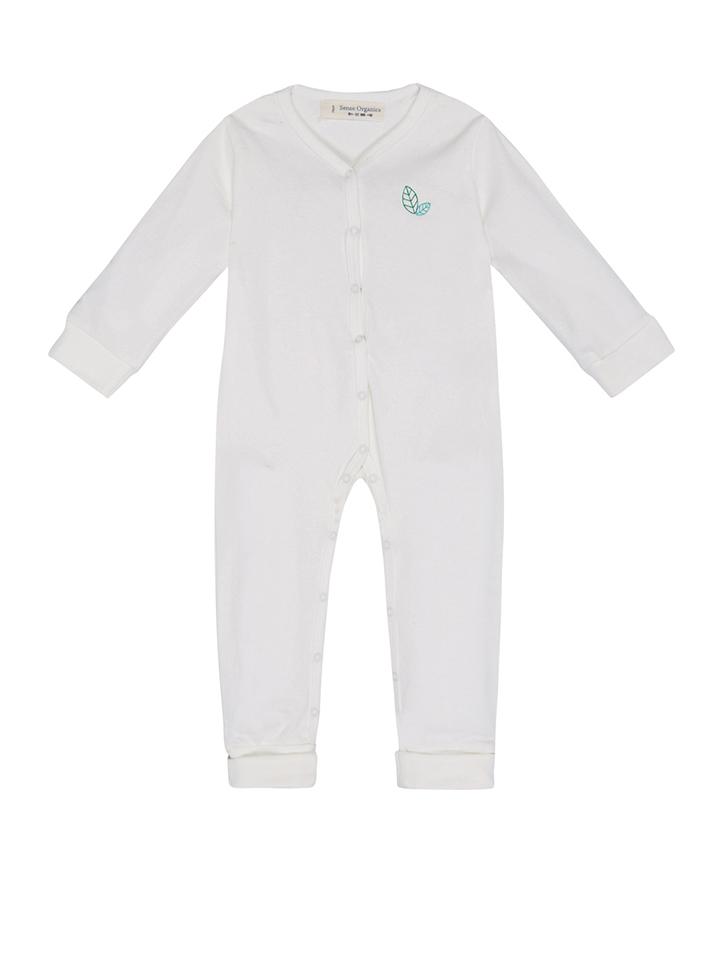 Sense Organics Pyjama in Weiß -52 Größe 92 Pyjamas