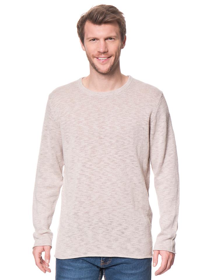 Schiesser Revival Pullover ´´Johannes´´ in beig...