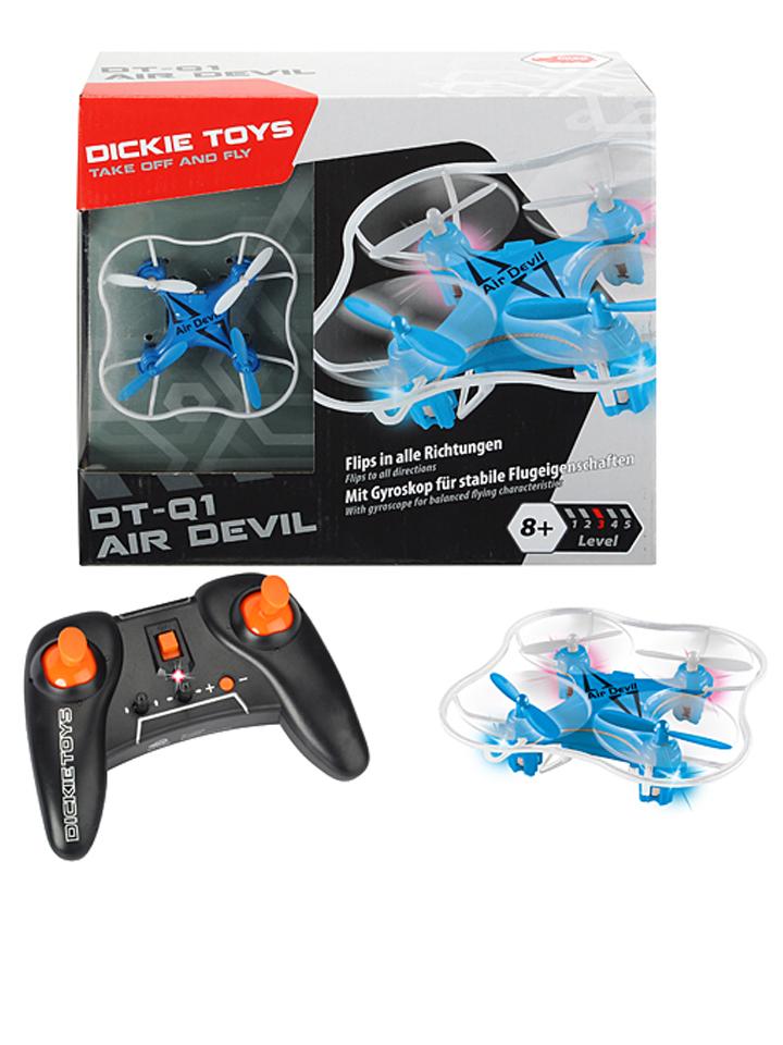 Dickie R/C Quadrocopter ´´DT-Q1 Air Devil´´ - a...