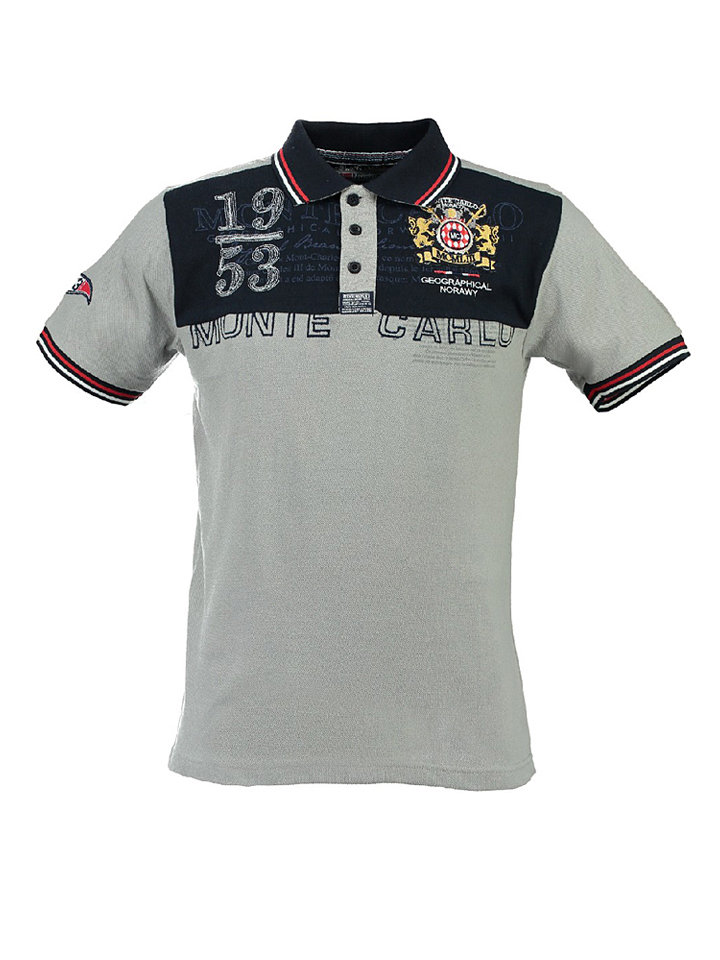 Geographical Norway Poloshirt ´´Kavalere´´ in G...