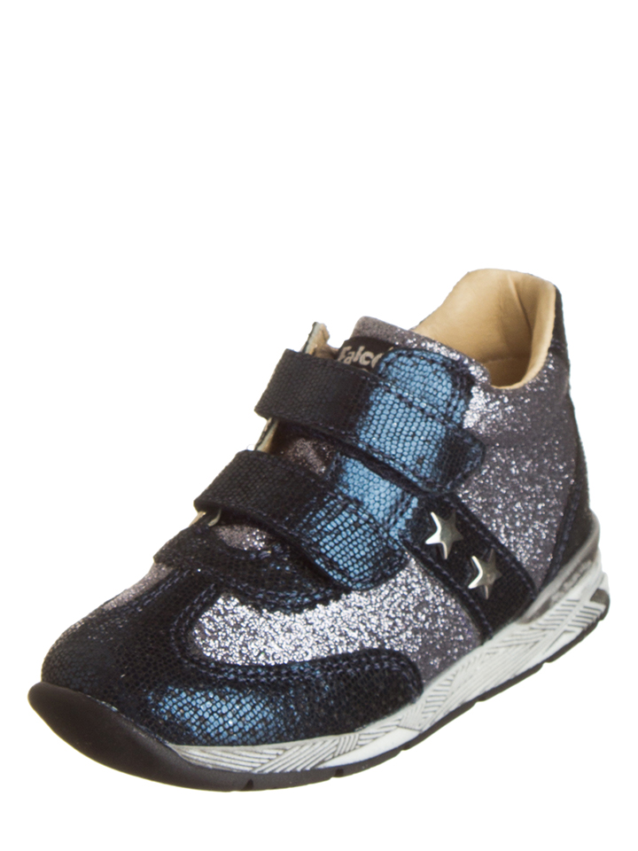 Naturino Leder-Sneakers in Blau - 63% jpYJttkZ1
