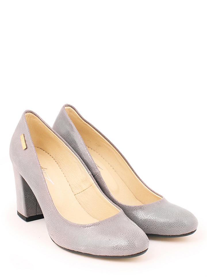 zapato leder pumps in dunkelblau 53 gr e 40 pumps. Black Bedroom Furniture Sets. Home Design Ideas