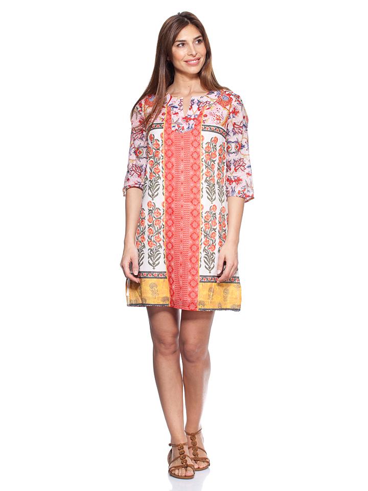 Calao Kleid in weiß -55% | Größe XL Kurze Kleider Sale Angebote Schwarzheide