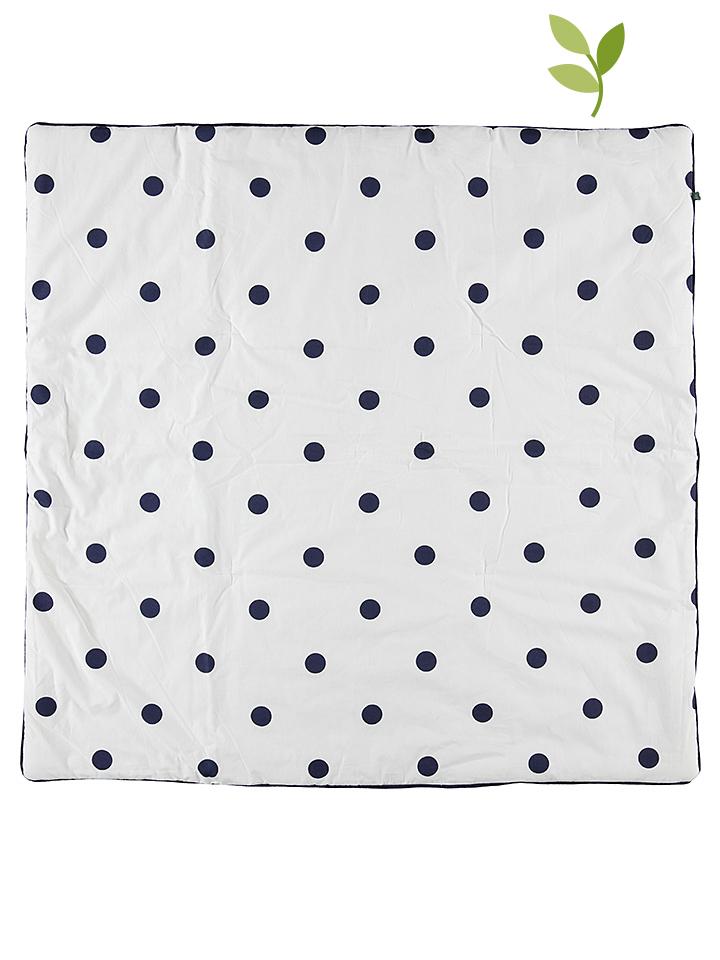 Green Cotton Decke in Weiß - 39% | Größe 100x10...