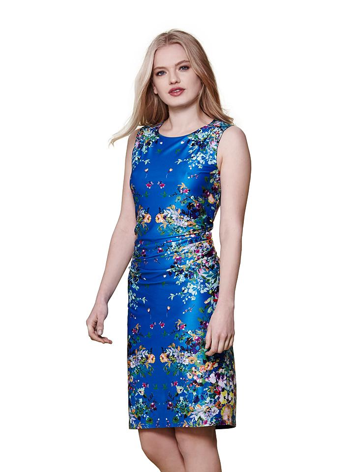 Yumi Kleid in blau -55% | Größe 42 Kleider Sale Angebote Türkendorf