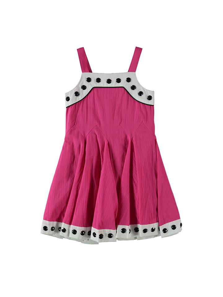 Lofff Kleid in pink -66%   Größe 128 Kleider Sale Angebote Schipkau