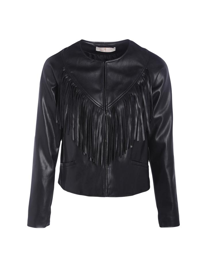 Cache Jacke in Schwarz -47% | Größe 38 Kurze Jacken Sale Angebote Frauendorf