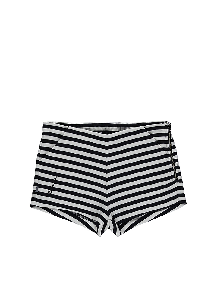 BOMBA FOR GIRLS Shorts in schwarz -57 Größe 134 140 Shorts