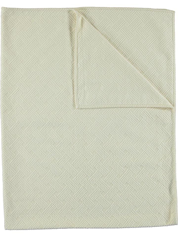 Fussenegger Wohndecke ´´Bali - Geflecht´´ in Creme -55%   Größe 150x200 cm Decken