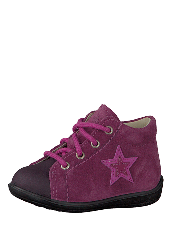 PEPINO Sneakers ´´Andi´´ in Fuchsia - 35% | Größe 24 Kindersneakers