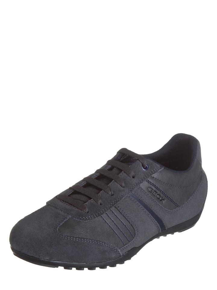 Geox Sneakers ´´Garlan´´ in Anthrazit - 46% | Größe 35 Herrensneakers