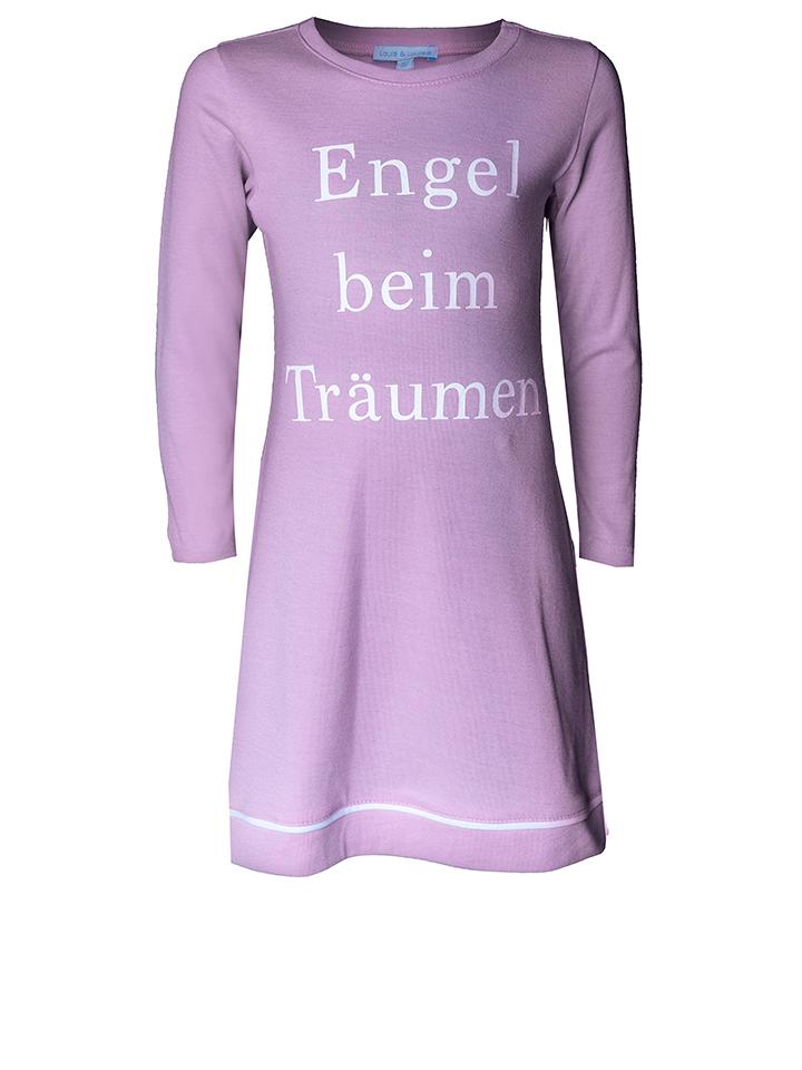 Louis Louisa Nachthemd in Rosa - 67 Größe 92 98 Baby waesche