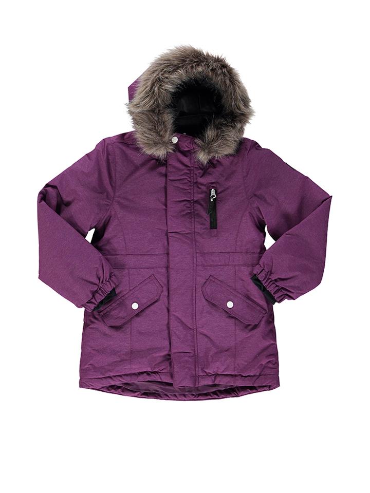 Name it Winterjacke ´´Medenim´´ in Violett - 51% | Größe 158 Kinder outdoor