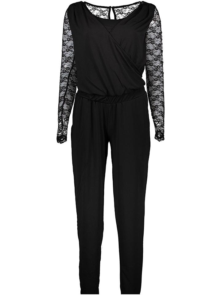 Mama licious Jumpsuit in Schwarz - 39 Größe L Damenhosen