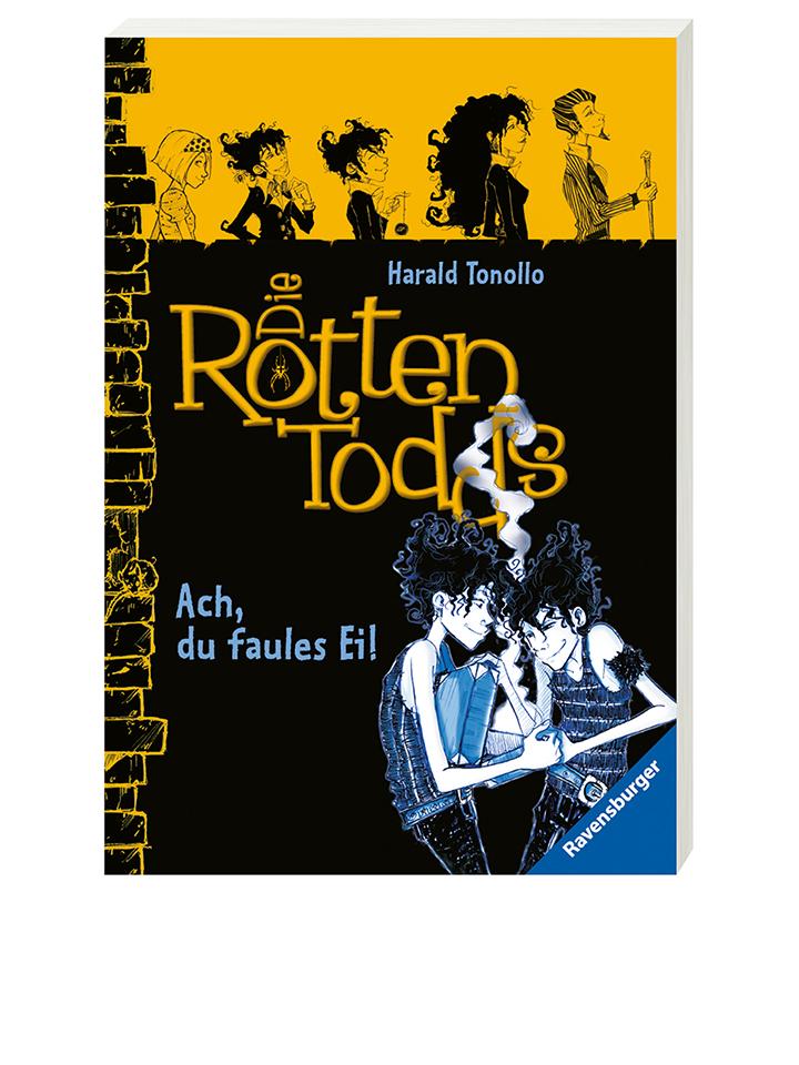 Ravensburger KInderroman Die Rottentodds - Ach du faules Ei! - 41% | Kinderbuecher