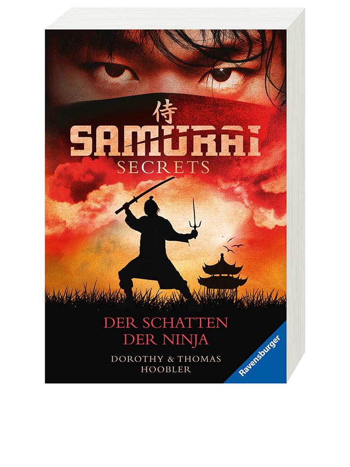 Ravensburger Jugendroman Samurai Secrets - Der Schatten der Ninja - 56% | Kinderbuecher