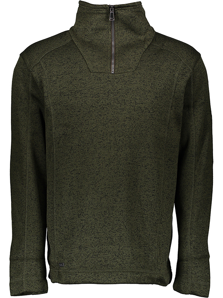 Regatta Fleecetroyer ´´Lorcan´´ in Khaki - 40% | Größe 3XL Herren pullover strick
