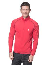 """Völkl Sport-Pullover """"Team Zip"""" in Rot"""